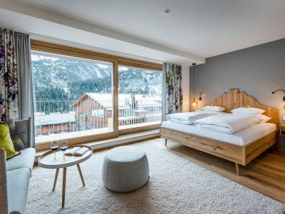Das Foto ist ausschließlich für PR- und Marketingmaßnahmen des Hotel STÄFELI - Zug 525 - 6764 Lech - Österreich zu verwenden. Jegliche Nutzung Dritter muss mit dem Bildautor Günter Standl (www.guenterstandl.de) - (Tel.: 00491714327116) gesondert vereinbart werden.