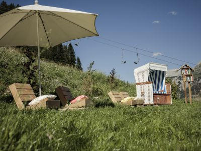 Zug (Lech) im Sommer